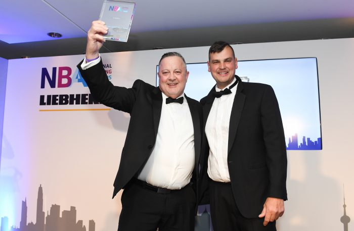 Priestley Construction national building awards