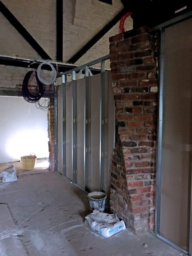 Castleford refurbishment progress6project