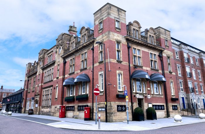 Priestley Construction to start works on the old post office building in warrington